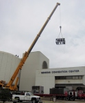 Gary Genesis Center Air Handler Lift 1
